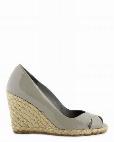 sandales compensees petit talon chaussures compensees ete femme baskets compensees fashion. Black Bedroom Furniture Sets. Home Design Ideas